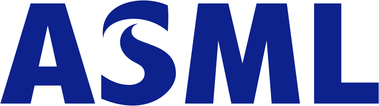 ASML logo.
