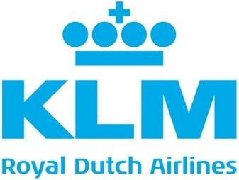 KLM logo - businesscase.