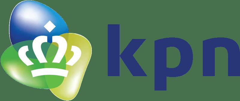 KPN logo.