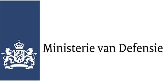 Ministerie van Defensie logo - businesscase.