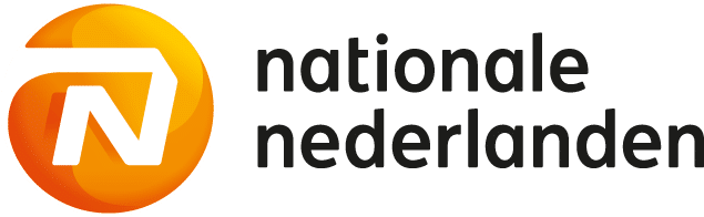 Nationale Nederlanden logo.