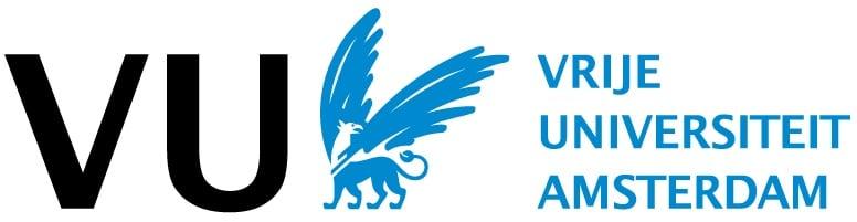 Vrije Universiteit Amsterdam logo - businesscase