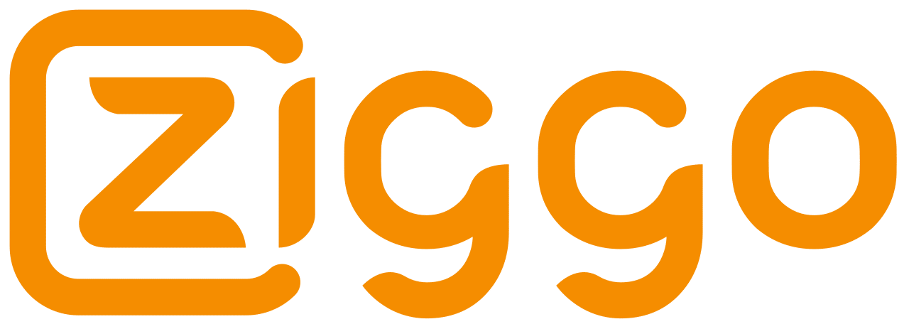 Ziggo logo.